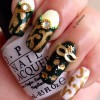carnival mardi gras nails