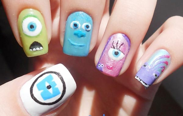 disney-pixar-monsters-inc-nails