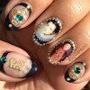 fantastic decals royal steampunk nails