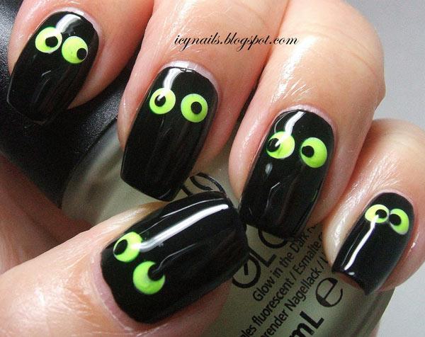 halloween googly eyes