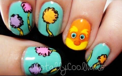 lorax nails