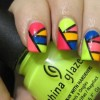 technicolor nails